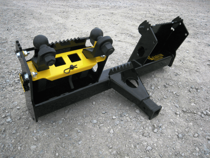 Skid Steer Receiver Hitch Tractor Receiver Hitch