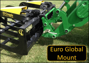 EZ Grapple Euro Global Mount