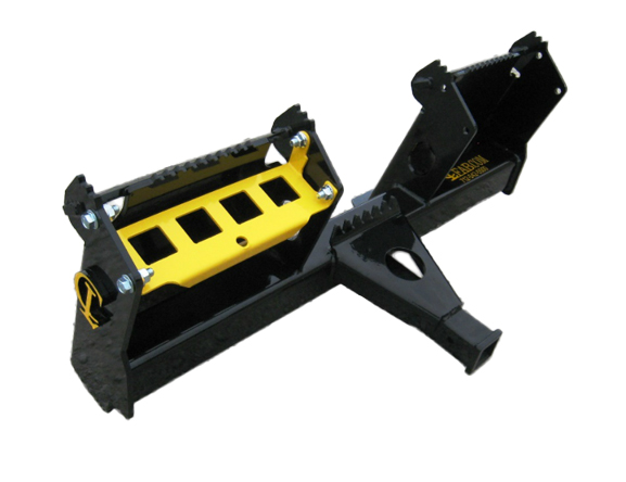 Receiver Hitch for Skid Steer Loaders