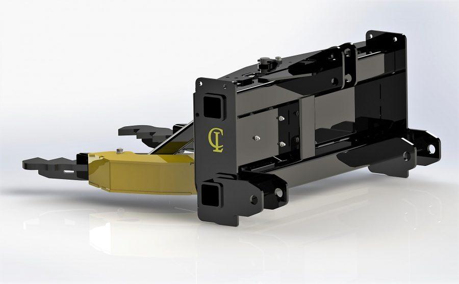 XL Pro Tree Puller & Post Puller | CL Fabrication