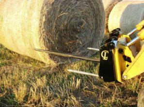 EZ Bale Spear - Single Spear