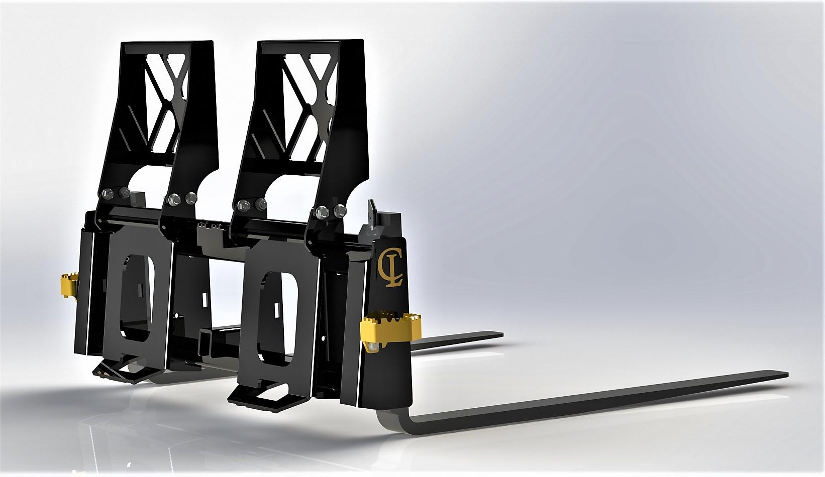 Pallet Forks | Skid Steer Forks | Tractor Forks