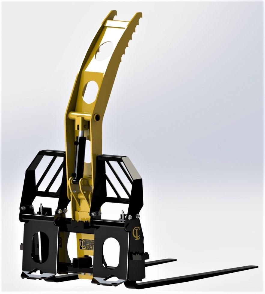 Mahindra Tree Puller