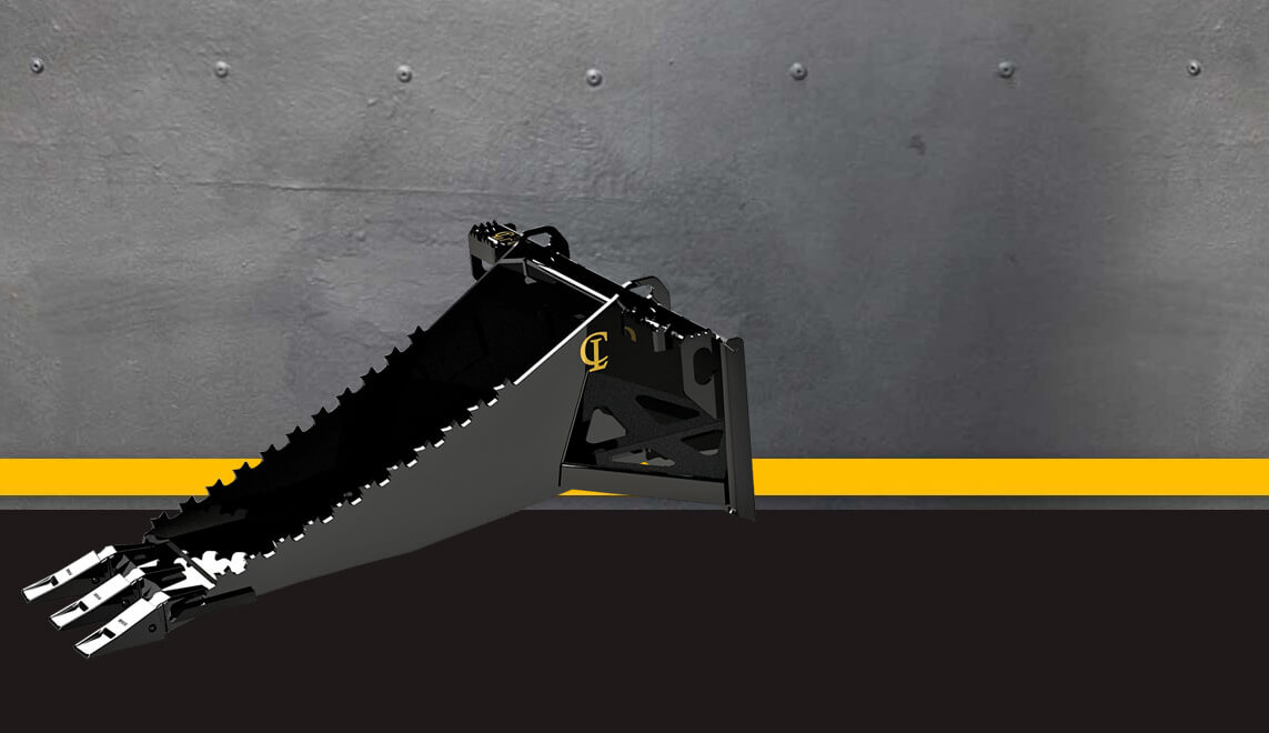 Skid Steer Attachments | Tractor Attachments | CL Fabrication