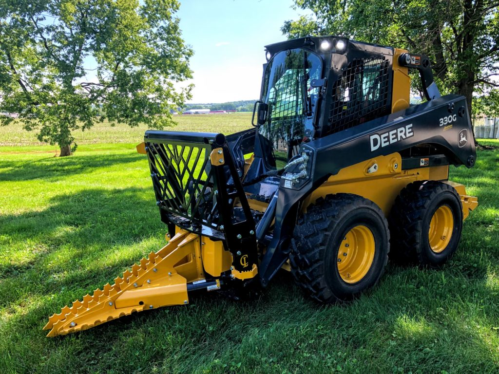 Dominator Tree Puller | Post Puller | Tractor Accessories